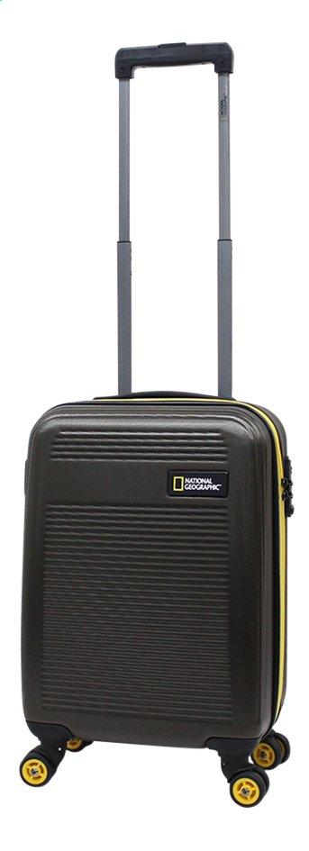 Image pour National Geographic valise rigide Aerodrome Spinner Black 54 cm à partir de ColliShop