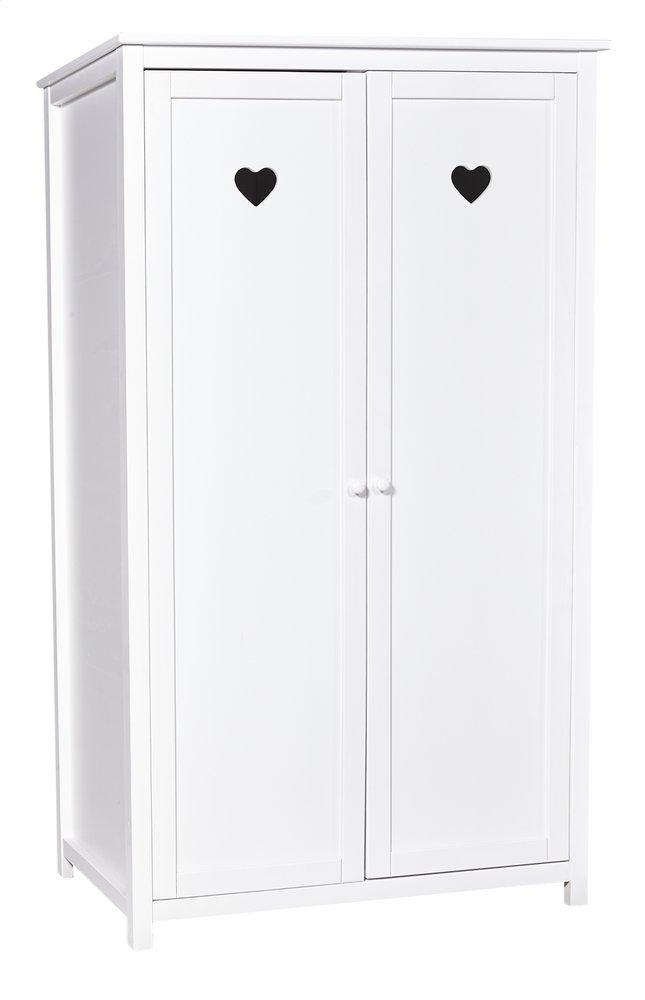 Image pour Garde-robe 2 portes Amori à partir de ColliShop