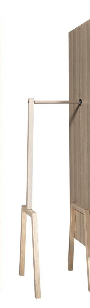 Image pour Portemanteau pour garde-robe Bente à partir de ColliShop