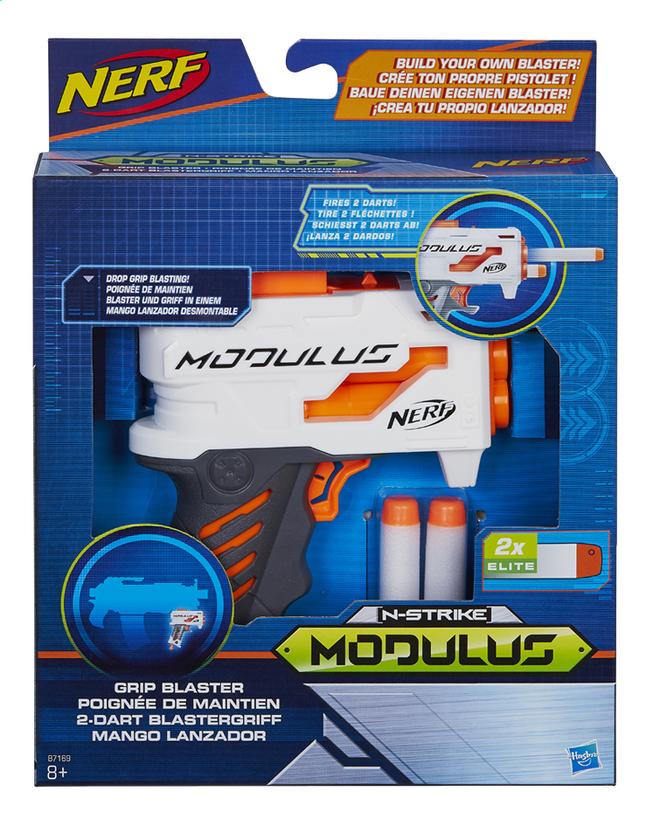 Image pour Nerf fusil Modulus N-Strike Gear Grip Blaster à partir de ColliShop