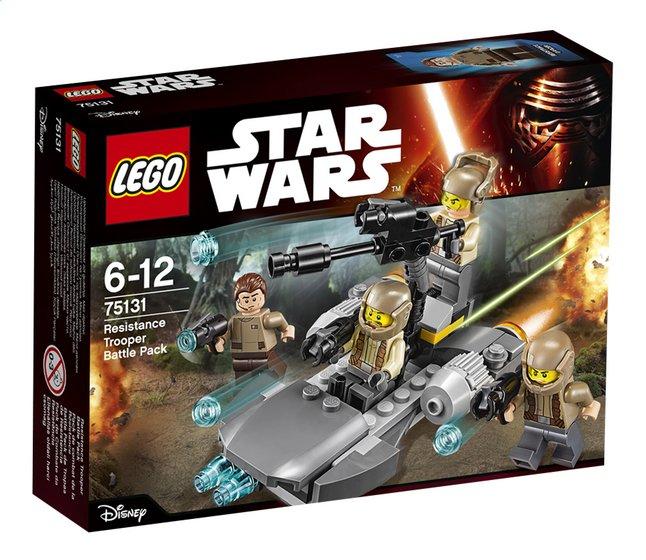 Afbeelding van LEGO Star Wars 75131 Resistance trooper Battle pack from ColliShop