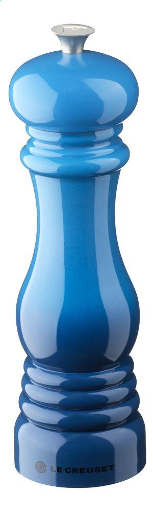 Le Creuset Pepermolen 21 cm bleu marseille
