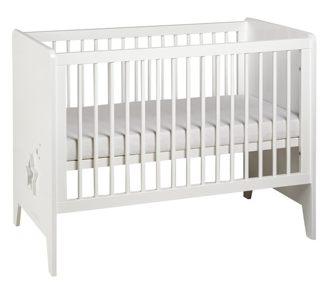 Afbeelding van Noukie's Babybed Poudre d'Étoiles from ColliShop