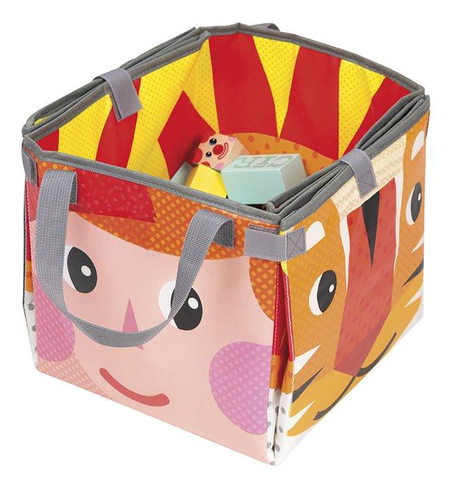 Image pour Janod Kubix Cirque 60 blocs en bois à partir de ColliShop
