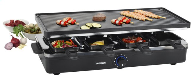 Afbeelding van Tristar grill-raclette-hot plate RA2995 from ColliShop