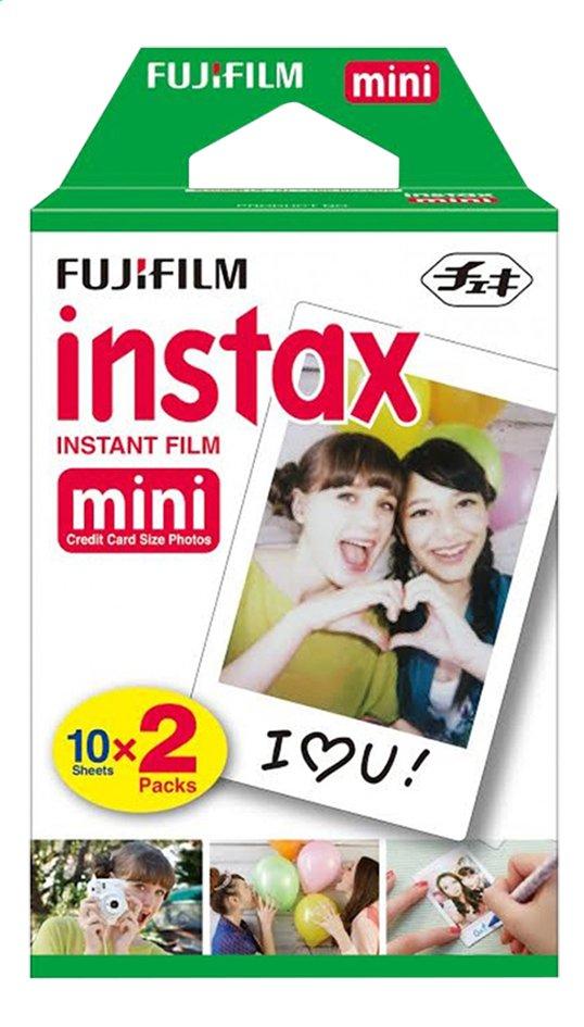 Image pour Fujifilm pack de 2 x 10 photos pour Instax Mini à partir de ColliShop