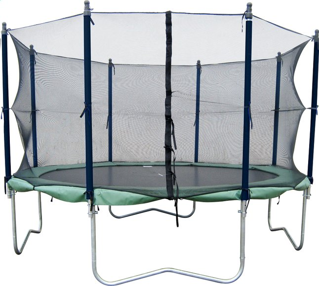 Afbeelding van Optimum trampolineset diameter 2,44 m from ColliShop