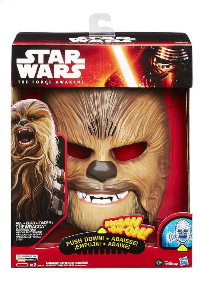 Image pour Masque électronique Star Wars Chewbacca à partir de ColliShop