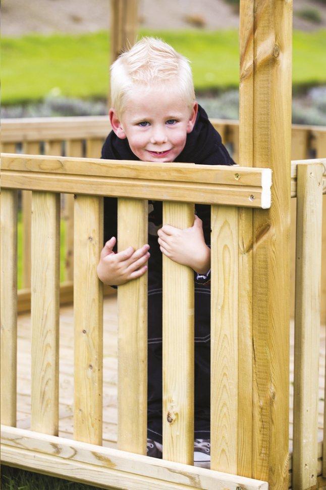 Image pour Ensemble plancher & clôture pour Nieuwpoort à partir de ColliShop