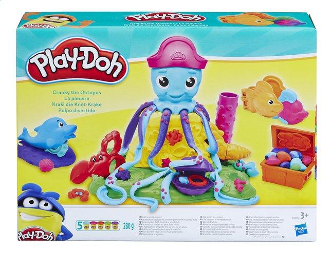 Image pour Play-Doh Cranky La pieuvre à partir de ColliShop