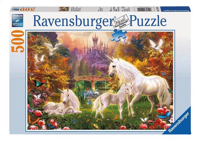 Afbeelding van Ravensburger puzzel Betoverende eenhoorns from ColliShop