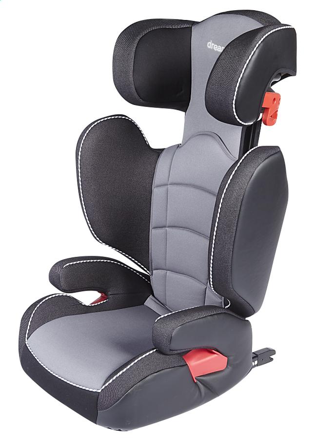 Afbeelding van Dreambee Autostoel Essentials IsoFix Groep 2/3 grijs/zwart from ColliShop