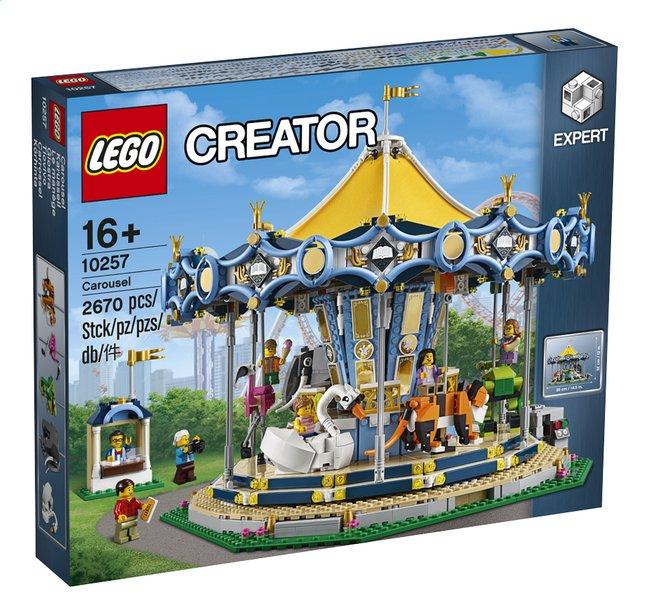 Afbeelding van LEGO Creator Expert 10257 Draaimolen from ColliShop