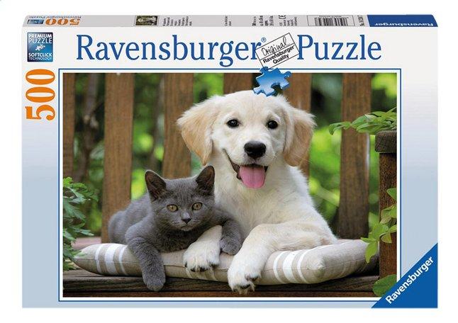 Image pour Ravensburger puzzle Petite pause à midi à partir de ColliShop