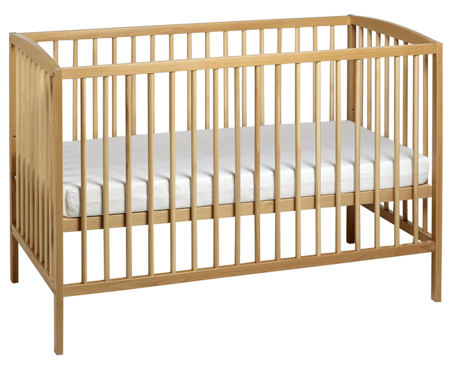 Amal II Babybed One naturel | ColliShop Babybed on