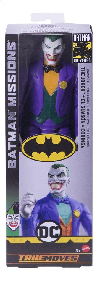 Image pour Batman figurine articulée Basic The Joker Clown Prince à partir de ColliShop