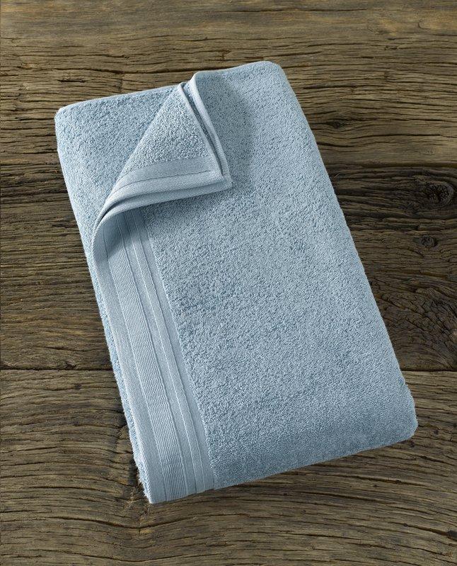 Image pour De Witte Lietaer drap de bain Imagine bleu 90 x 150 cm à partir de ColliShop