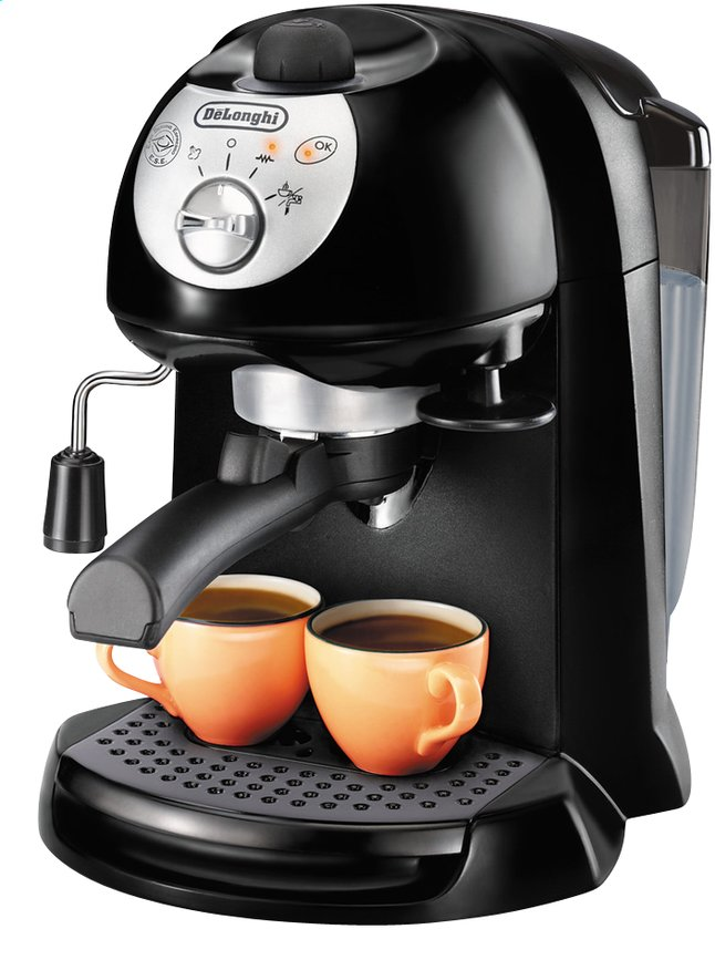 Afbeelding van DeLonghi espressomachine Caffé EC201.CD.B from ColliShop