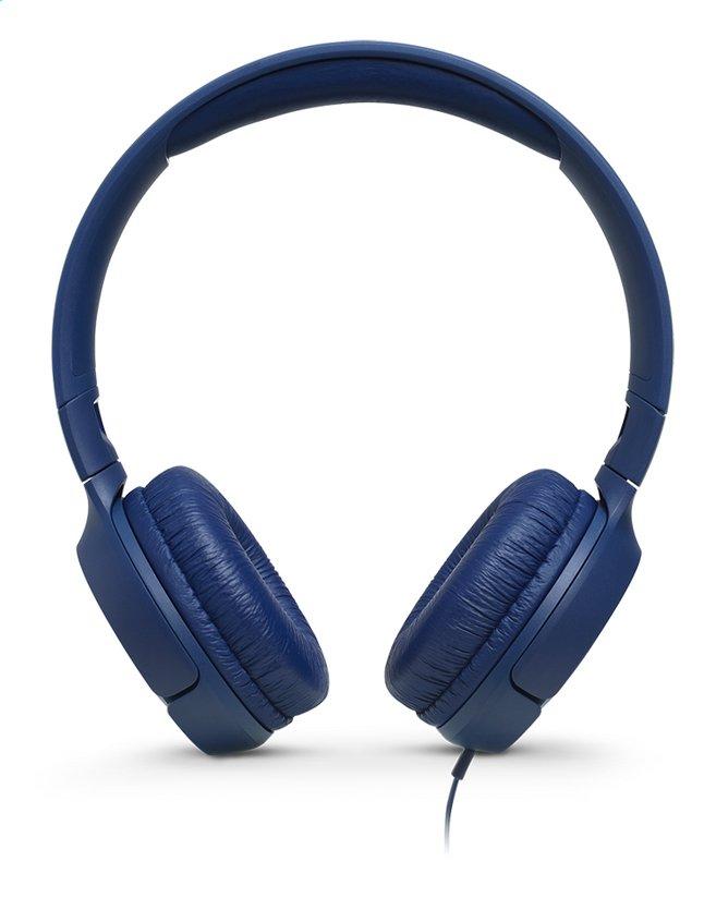 Image pour JBL casque Tune 500 bleu à partir de ColliShop