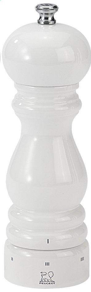Image pour Peugeot Moulin à sel Paris U'Select 18 cm blanc à partir de ColliShop