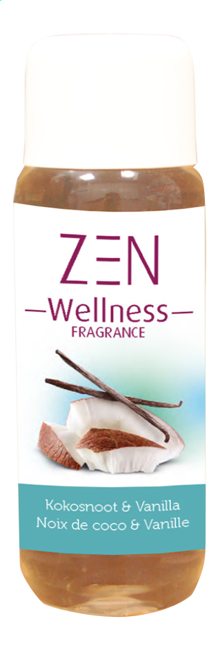 Afbeelding van Zen Spa parfum Vanille/Kokos 250ml from ColliShop