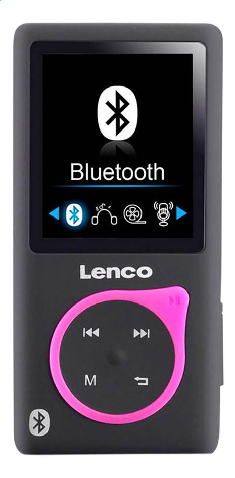 Lenco lecteur MP4 Bluetooth Xemio-768 8 Go rose