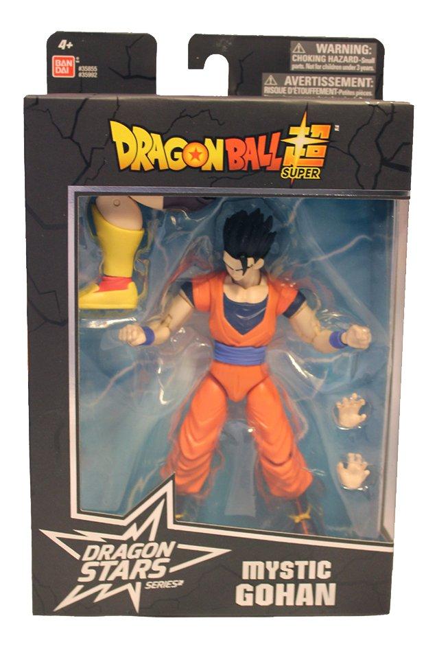 Dragon Ball figurine articulée Mystic Gohan