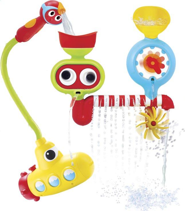 Afbeelding van Yookidoo Badspeelgoed Submarine Spray Station from ColliShop