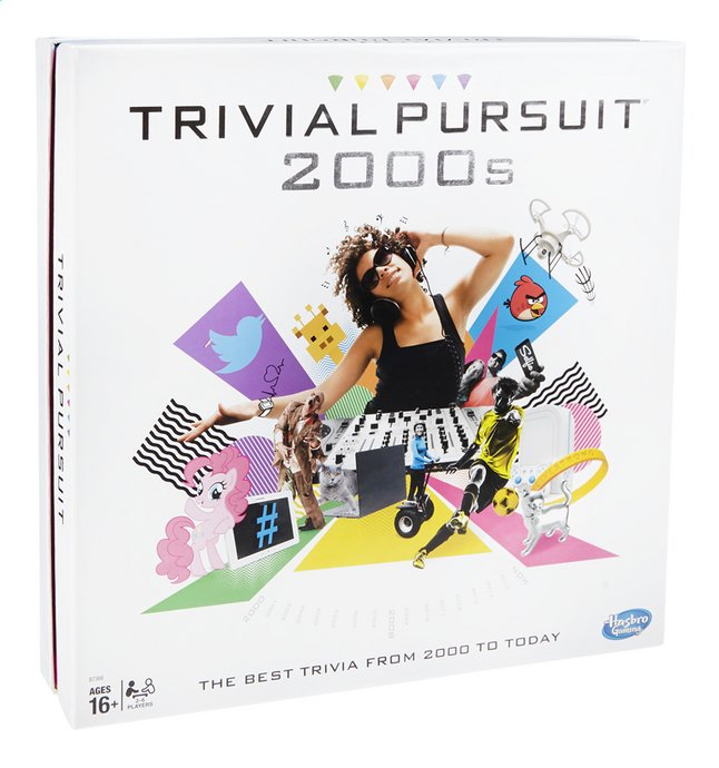 Afbeelding van Trivial Pursuit 2000s from ColliShop