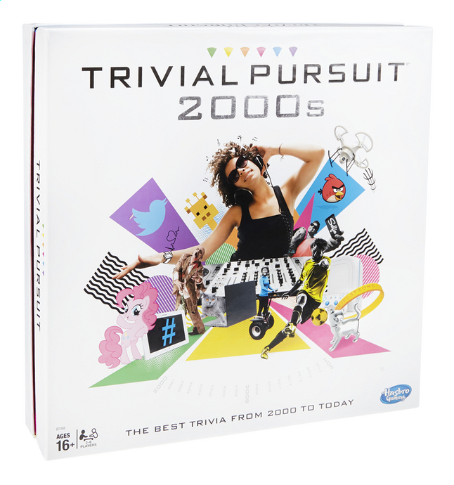 Image pour Trivial Pursuit 2000s NL à partir de ColliShop