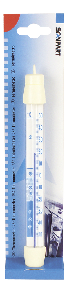 Image pour Scanpart Thermomètre pour réfrigérateur à partir de ColliShop