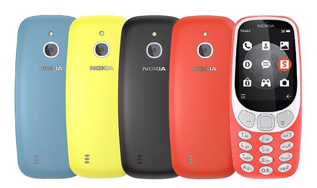 Image pour Nokia GSM 3310 3G à partir de ColliShop