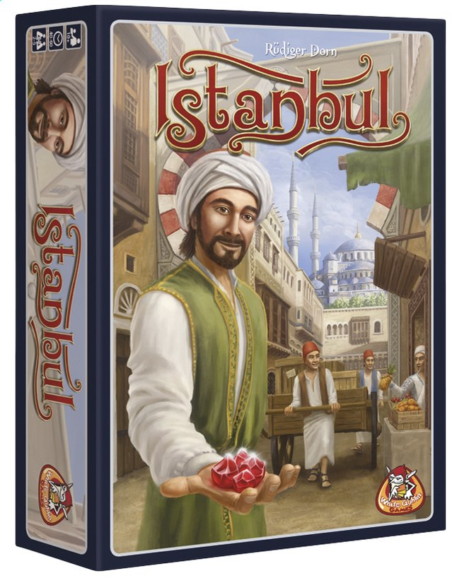 Image pour Istanbul NL à partir de ColliShop