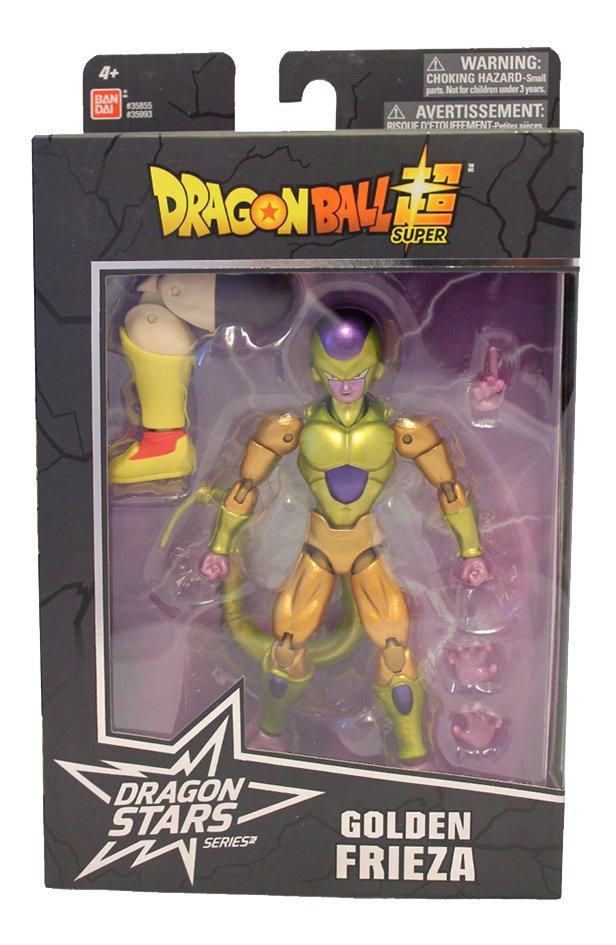 Image pour Dragon Ball figurine articulée Golden Frieza à partir de ColliShop