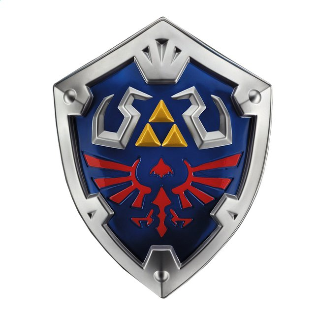 Image pour Bouclier The Legend of Zelda Link à partir de ColliShop