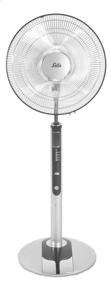Image pour Solis Ventilateur sur pied Fan-Tastic 750 argenté à partir de ColliShop