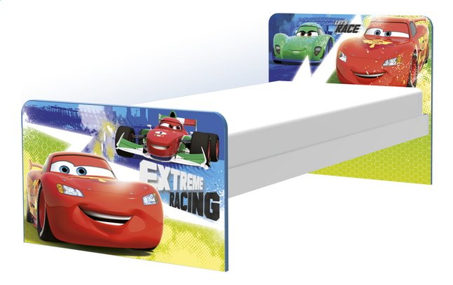 Image pour Lit Disney Cars Let's race à partir de ColliShop