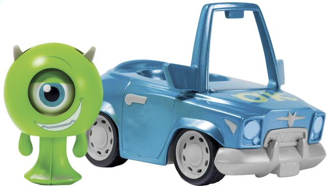 Afbeelding van Monsters University Roll-a-Scare Ridez Mike from ColliShop