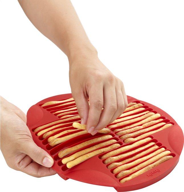 Afbeelding van Lékué Bakvorm voor 30 soepstengels rood from ColliShop