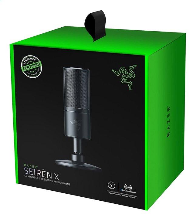 Image pour Razer micro sur pied Seiren X à partir de ColliShop