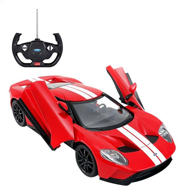 Rastar auto RC Ford GT rood