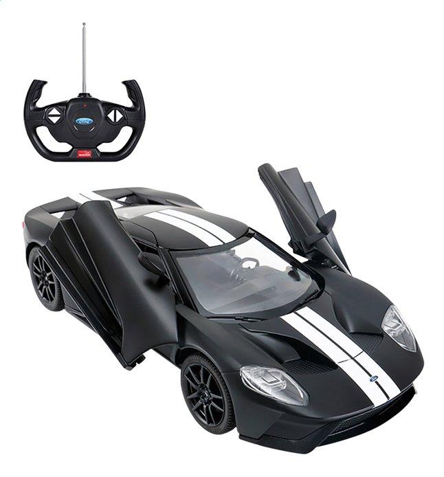 Rastar auto RC Ford GT zwart
