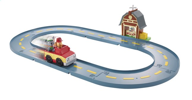 Afbeelding van Speelset PAW Patrol Rocky's Barn Rescue Track Set from ColliShop