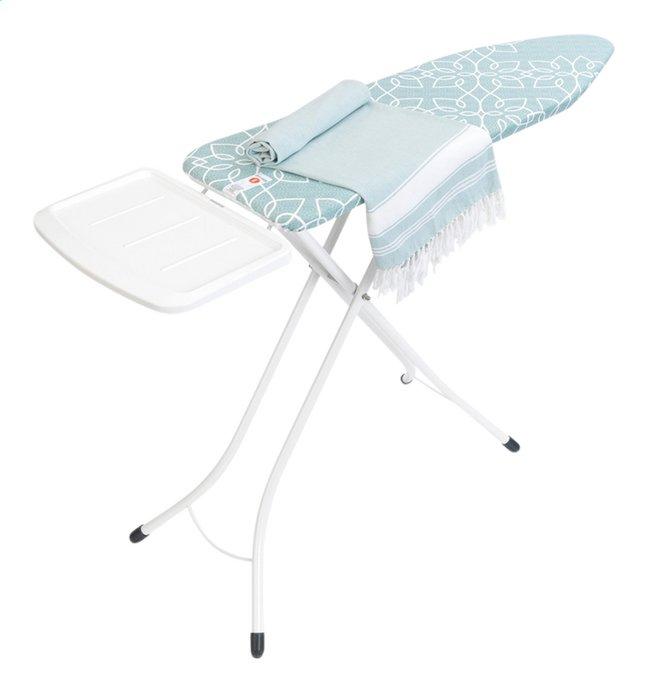 brabantia planche repasser mandala bleu blanc pour centrale vapeur collishop. Black Bedroom Furniture Sets. Home Design Ideas