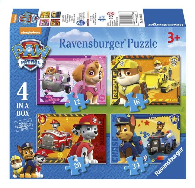 Image pour Ravensburger puzzle évolutif 4 en 1 Pat' Patrouille à partir de ColliShop