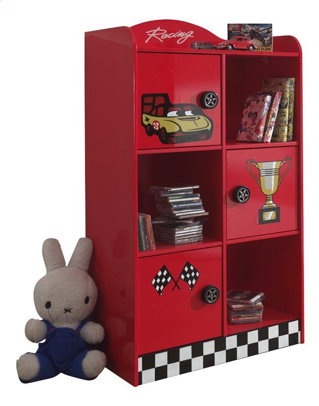 Image pour Bibliothèque Racer à partir de ColliShop