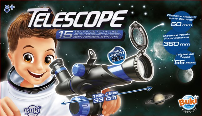 Buki France Telescoop