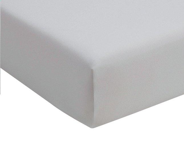 Image pour Romanette Drap-housse argenté jersey double 90 x 200 cm à partir de ColliShop