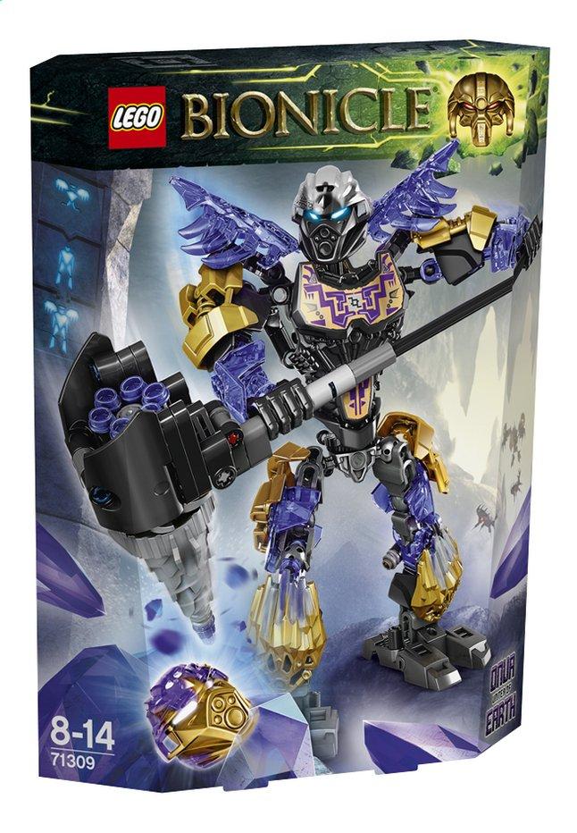 Image pour LEGO Bionicle 71309 Onua Unificateur de la Terre à partir de ColliShop