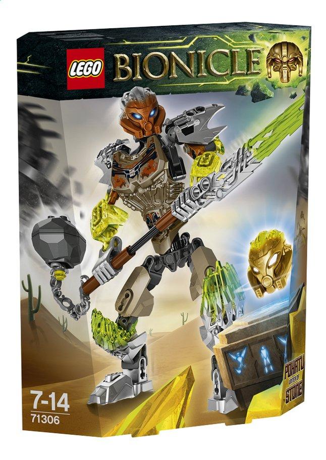 Image pour LEGO Bionicle 71306 Pohatu Unificateur de la Pierre à partir de ColliShop